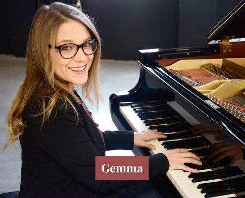 Gemma - Pianista