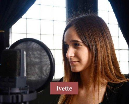 Ivette - Cantante para bodas