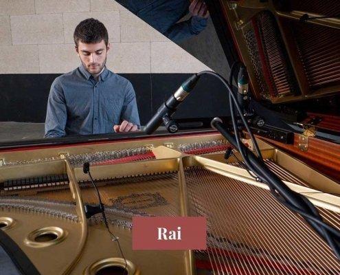 Rai - Pianista para bodas