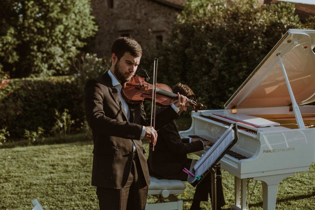 Ceremonia piano violin