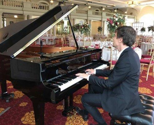 Pianista para boda