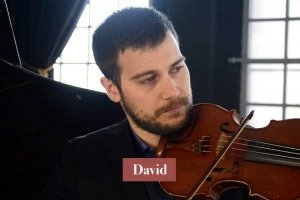 David - Violinista