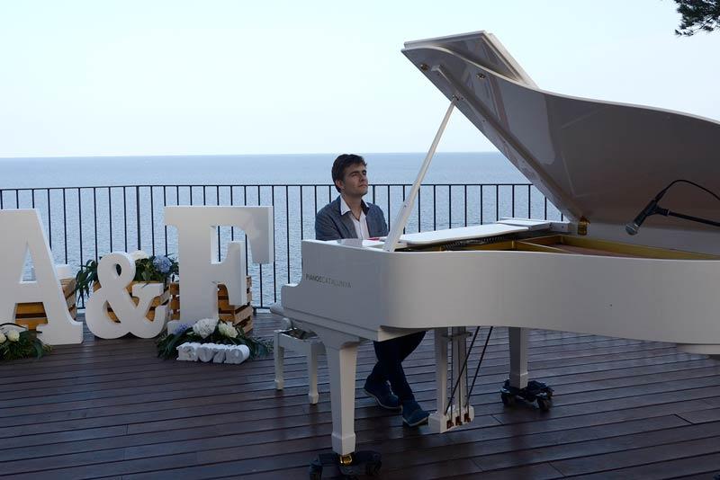 Boda de Anna & Ferran - el Piano de tu Boda