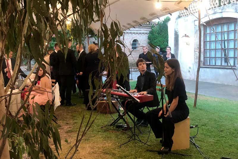 Boda de Gina & Joan - el Piano de tu Boda