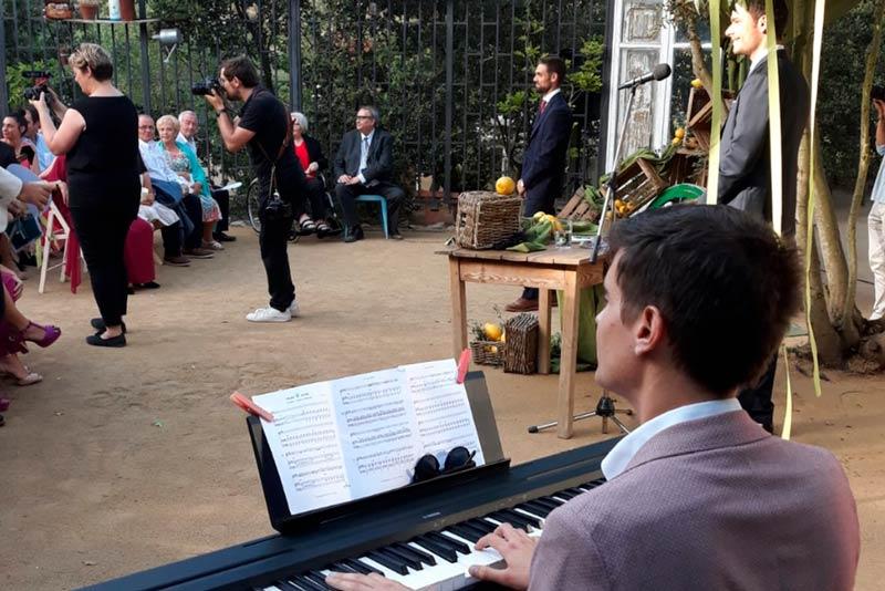 Boda de Miriam & David - el Piano de tu Boda