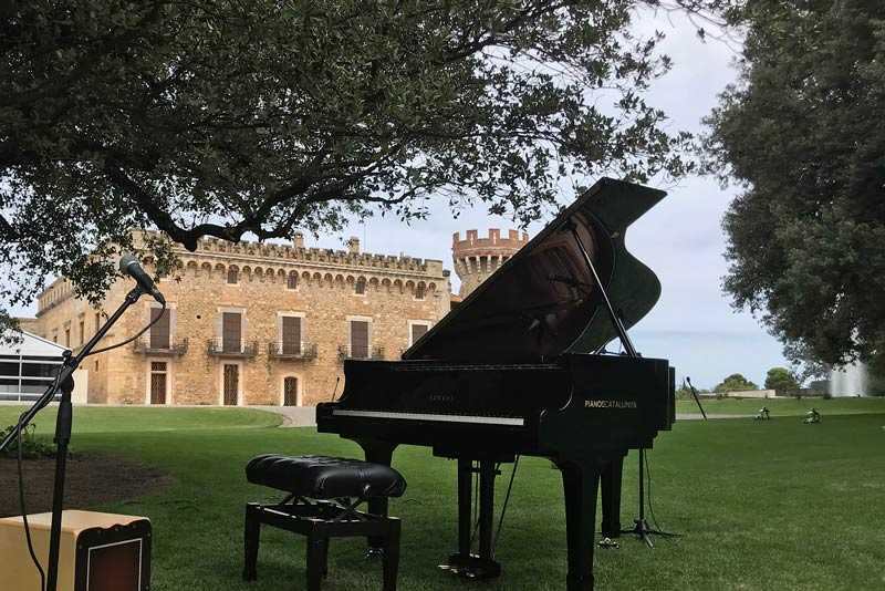 Boda de Roser & Daniel - el Piano de tu Boda