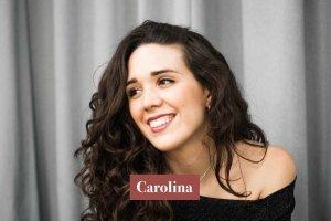 Carolina cantante y pianista para bodas