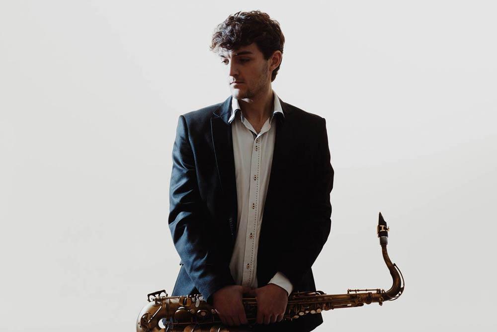 Jofre saxofonista para bodas