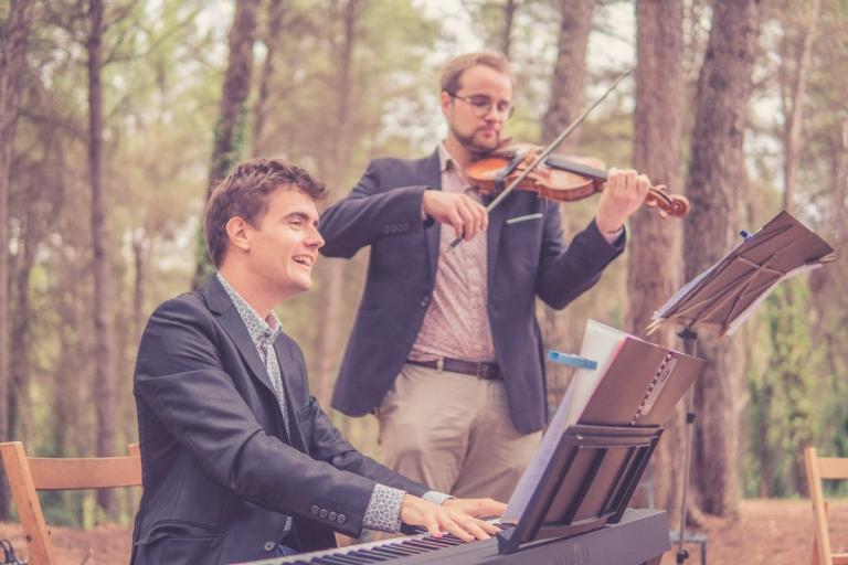 Boda Blanca&Fede - El piano de tu boda