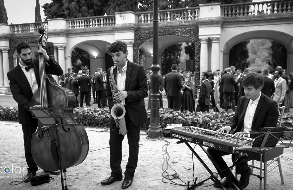 trio jazz bodas