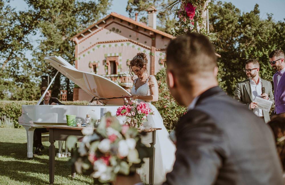 Ceremonia piano violín