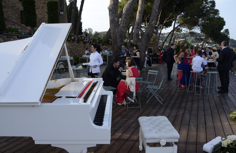 Pianista aperitivo