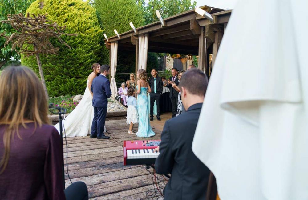Dúo para boda