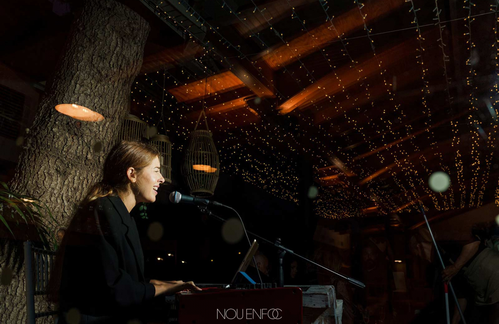 Pianista cantante para bodas