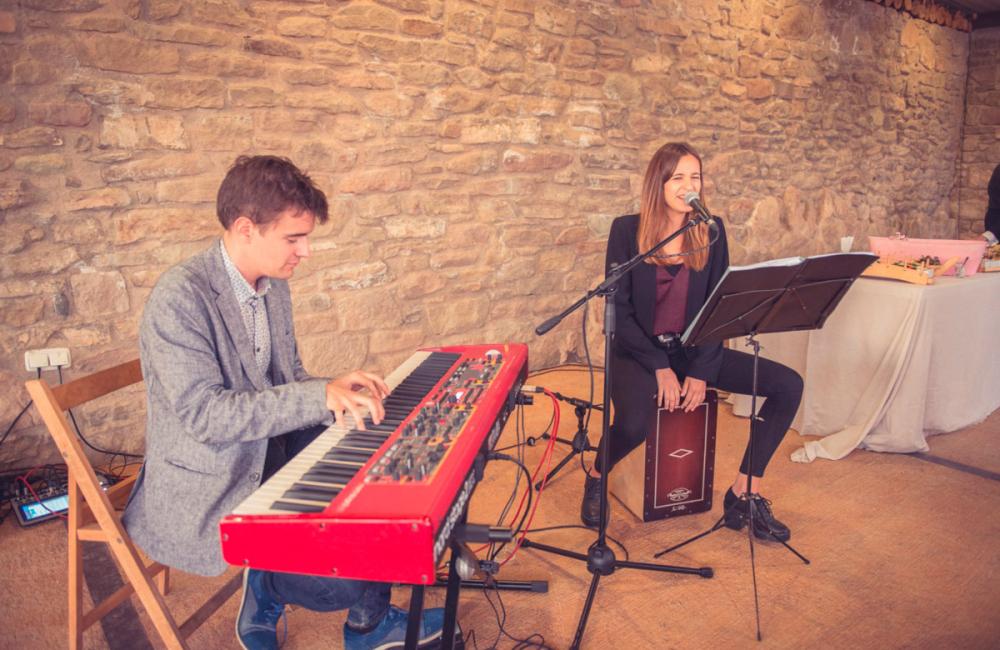 Dúo piano y voz